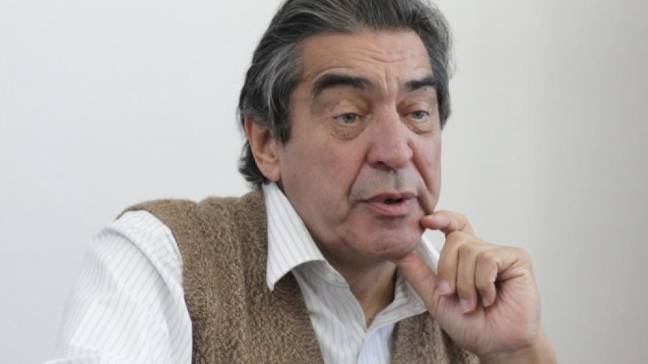 Hugo Cachorro Godoy, secretario general de ATE Nacional