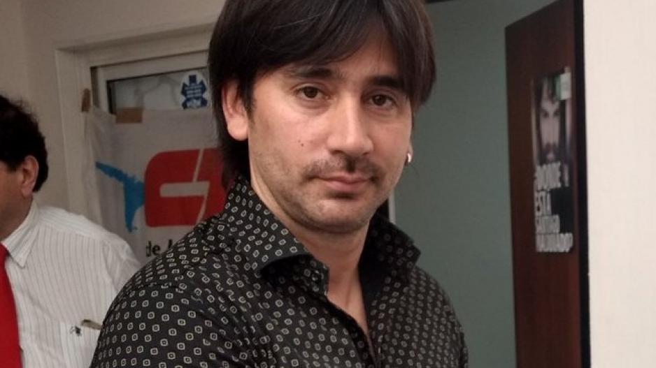 Guillermo Ormachea, secretario general de SIGURA
