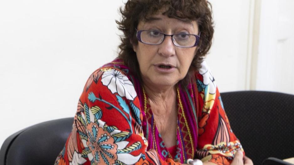 Sonia Alesso, secretaria general de CTERA