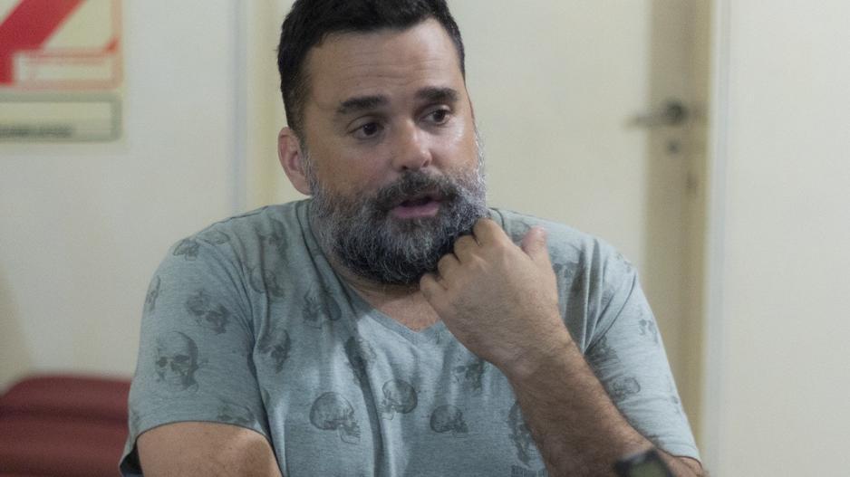 Daniel Menéndez, Coordinador Nacional del Movimiento Barrios de Pie