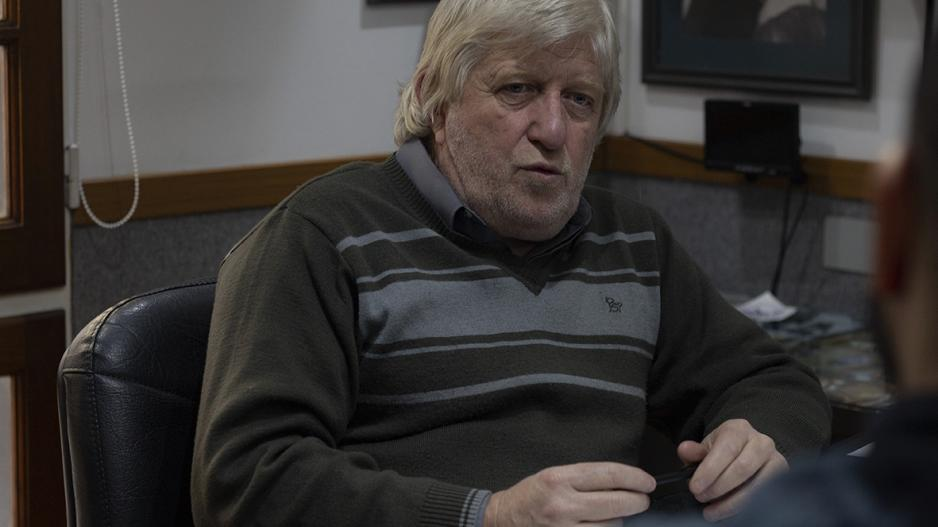 Carlos Minucci, secretario general de APSEE